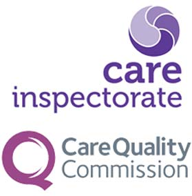 Care Inspectorate & Care Quality Commision