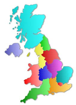 Rehabs UK Map