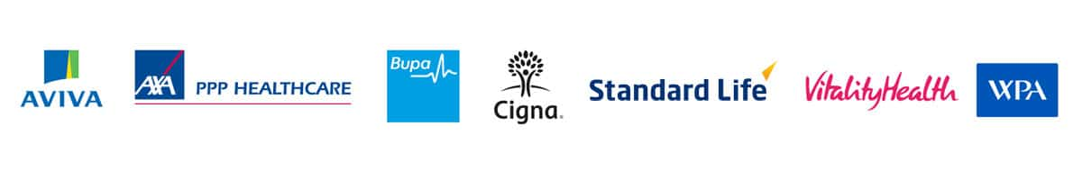Addiction Health Insurance Companies Logos