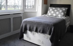 Typical Rehab Bedroom Bedfordshire