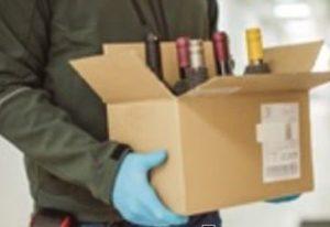 Doorstep Booze Delivery in Lockdown