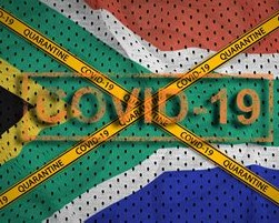 South Africa Covid-19 Response