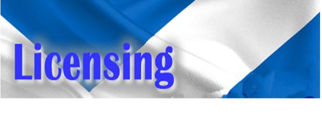 Licensing Scotland
