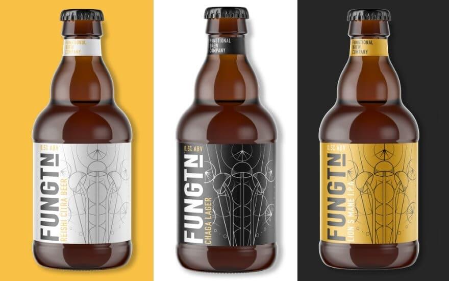 Myco-adaptogens Beers